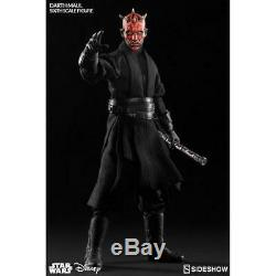 1/6 Scale 12 Star Wars Darth Maul Duel on Naboo Action Figure Sideshow NEW Toys