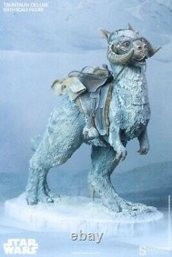 1/6 Scale Sideshow Collectibles Tauntaun Deluxe Star Wars Figure ESB RARE Statue