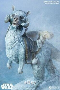 1/6 Scale Sideshow HOTH DELUXE Figure TAUN TAUN STAR WARS Mint NRFB Shipper