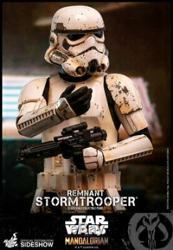 1/6 Scale Star Wars Remnant Stormtrooper Figure Hot Toys 905656
