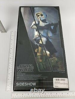 1/6 Star Wars Scout Trooper Figure Sideshow Collectibles Sixth Scale 1001032