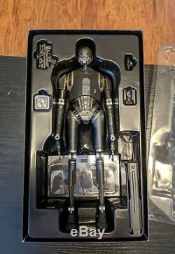 1/6 scale Hot Toys MMS406 Star Wars Rogue One K-2SO figure