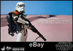 12 Star Wars Sandtrooper Sixth Scale Figure Hot Toys 902414 In Stock