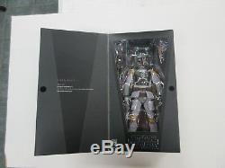 2007 MEDICOM REAL ACTION HEROES 1/6 SCALE STAR WARS BOBA FETT FIGURE With BOX