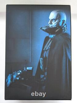 2014 Sideshow Star Wars Darth Vader Deluxe 1/6 Scale 12 Figure! PLEASE READ
