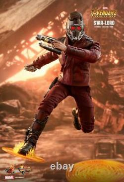 AVENGERS 3 Infinity War Star-Lord 1/6th Scale Action Figure MMS539 (Hot Toys)