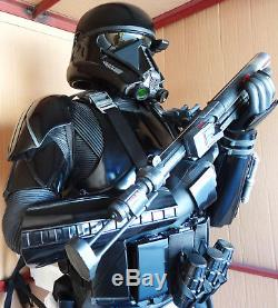 Anovos Star Wars Rogue One 11 Scale Death Trooper Stormtrooper Statue Figure