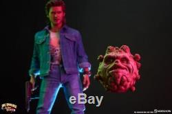 Big Trouble in Little China Jack Burton 12 16 Scale Action Figure
