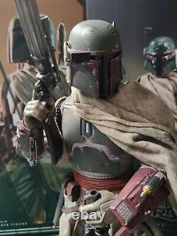 Boba Fett Mythos Sixth Scale Figure by Sideshow Collectibles Star Wars