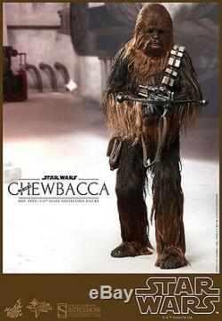 Chewbacca Sixth Scale Figure Star Wars Episode IV 1/ 6 Sideshow / Hot Toys