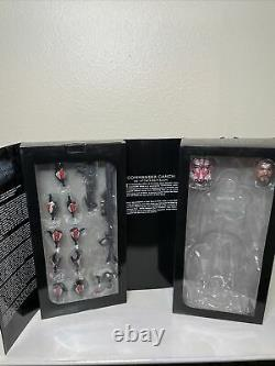 Commander Ganch 1/6 Scale Sideshow Collectible Star Wars Figure RARE