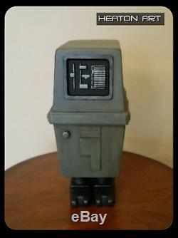 Custom Gonk Power Droid 1/6 Scale statue for Sideshow Hot Toys Star Wars Figure