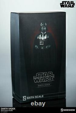 Darth Vader Sixth Scale Action Figure Sideshow Star Wars Return of the Jedi 1/6