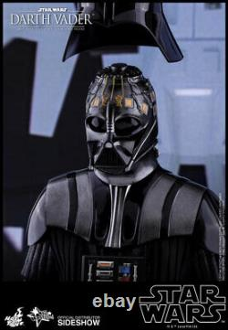 Darth Vader Sixth Scale Figure by Hot Toys Episode V The Empire Strikes Back NEW