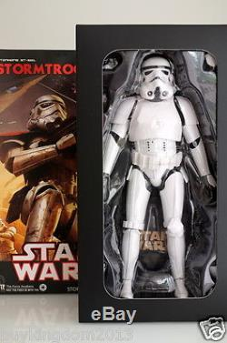 Force Toys 1/6 Scale star wars Stormtroopers 12 action figure with E11Blaster