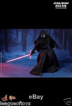 HOT TOYS MMS320 STAR WARS THE FORCE AWAKENS KYLO REN 1/6TH SCALE FIGURE