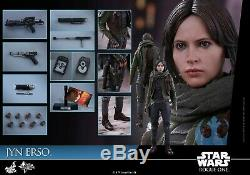 HOT TOYS MMS404 Star Wars Rogue One JYN ERSO 1/6th Scale figure UK seller