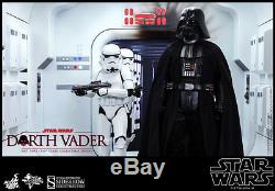 HOT TOYS STAR WARS DARTH VADER Episode IV A NEW HOPE 1/6 Sixth Scale Figure LIVE