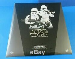 HOT TOYS STAR WARS FIRST ORDER STORM TROOPERS PACK SET MMS319 1/6 Scale NEW NIB