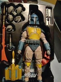 HOT TOYS TMS006Exclusive-Star Wars Boba Fett Animation Ver. 16 Scale Figure