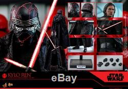HOTTOYS HT MMS560 1/6th scale Kylo Ren 3.0 Collectible Action Figure Toy