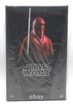 Hot Toys 1/6 Scale MMS469 Star Wars Return of the Jedi Royal Guard Figure MISB