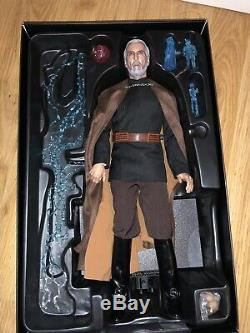 Hot Toys 1/6 Scale Star Wars Attack of the Clones Figure Count Dooku MMS496