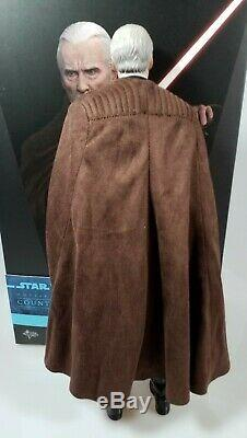 Hot Toys 1/6 Scale figure Star Wars COUNT DOOKU MMS496 Ep 2 AOTC