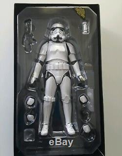 Hot Toys 1/6 Scale figure Star Wars ROTJ STORMTROOPER NO DELUXE STAND