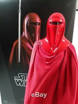 Hot Toys 1/6 Scale figure Star Wars ROYAL GUARD Return Of the Jedi MMS469