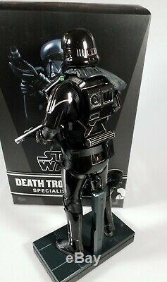 Hot Toys 1/6 Scale figure Star Wars Rogue One DEATH TROOPER SPECIALIST MMS385