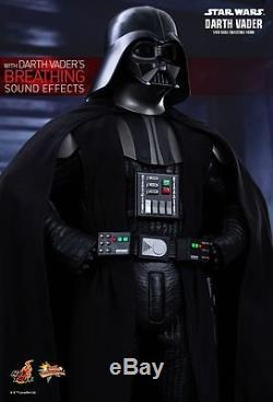 Hot Toys 1/6 scale MMS279 Star Wars Darth Vader Collectible Figure NEW