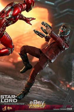 Hot Toys 1/6th scale Star-Lord Avengers Infinity War Collectible Figure MMS539