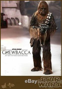 Hot Toys 1/6th scale Star Wars Episode IV A New Hope Chewbacca Figure MMS262