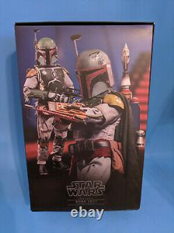 Hot Toys Boba Fett Deluxe 12 16 Scale Action Figure Star Wars NEW