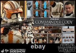 Hot Toys Commander Cody Brand new, sealed, unopened 1/6 scale figure
