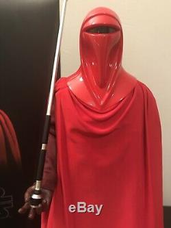 Hot Toys Emperors Royal Guard MMS469 1/6 Scale Figure NearMint