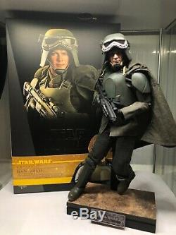 Hot Toys Han Solo (Mudtrooper) MMS493 1/6 Scale Figure