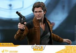 Hot Toys Han Solo Star Wars Story 1/6 Scale Figure Movie Masterpiece Series
