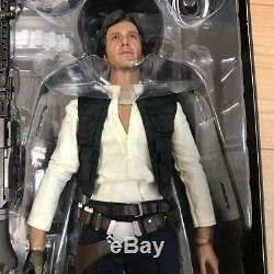Hot Toys Han Solo and Chewbacca Star Wars EP4 1/6 Scale Action Figure Doll Set
