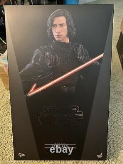 Hot Toys Kylo Ren Star Wars The Last Jedi 1/6th Scale Figure Mms 438