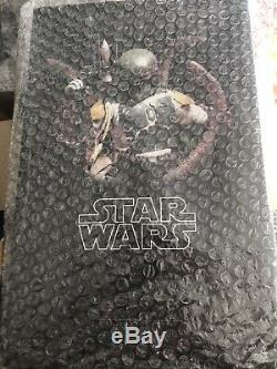 Hot Toys MMS 313 Star Wars Return of the Jedi Boba Fett 1/6 scale Figure deluxe