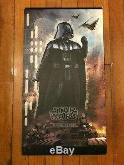 Hot Toys MMS 388 Star Wars ROGUE ONE Darth Vader 1/6th Scale Figure