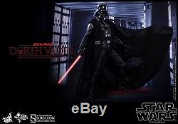 Hot Toys MMS Star Wars Episode IV Darth Vader Sixth Scale Figure SOLD OUT