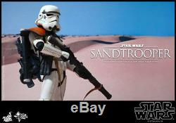 Hot Toys MMS295 Star Wars A New Hope Sandtrooper 1/6 scale Collectible Figure