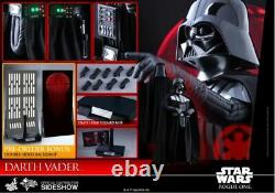 Hot Toys MMS388 Rogue One Darth Vader 1/6 scale figure factory sealed. FREE SHIP