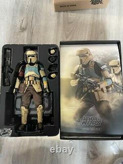Hot Toys MMS389 Shoretrooper Sixth Scale Figure Rogue One A Star Wars Story