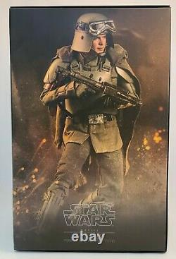 Hot Toys MMS493 Star Wars HAN SOLO (MUDTROOPER) 1/6th Scale Collectible Figure