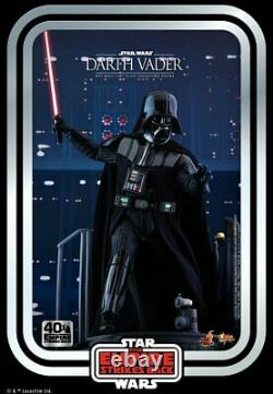 Hot Toys MMS572 Darth Vader Star Wars Empire Strikes Back 1/6 Scale Figure