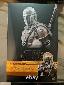 Hot Toys Mandalorian TMS007 1/6th Scale Figure, Star Wars
